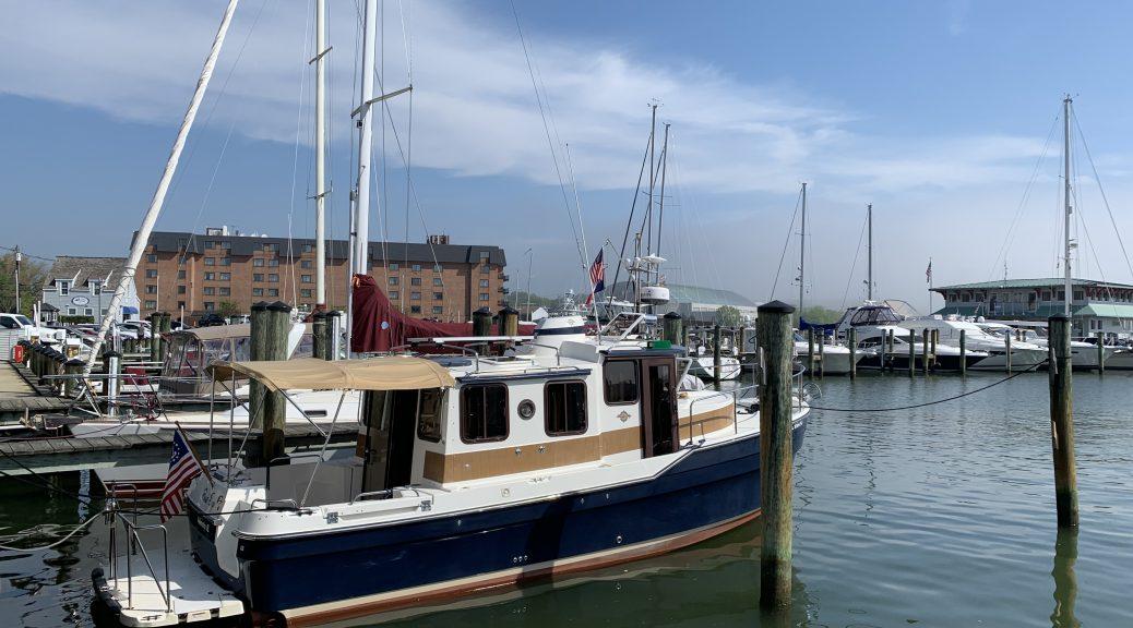 Chesapeake – Blue Sky Tug